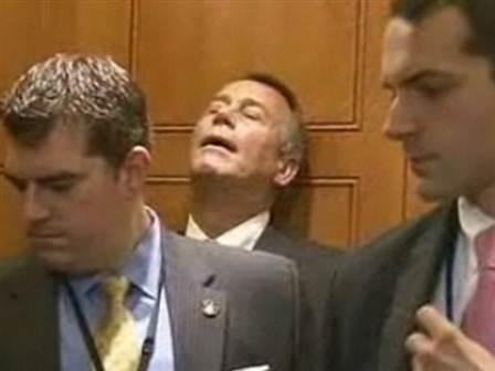 John Boehner a Premature Ejaculator? Yep. October 29, 2011 4 Comments