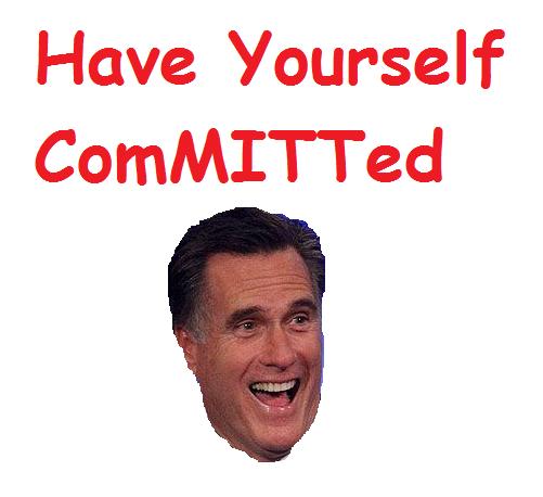 crazy romney